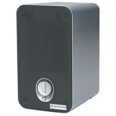 GermGuardian AC4100 3-in-1 Air Purifier with HEPA Filter, UV-C Sanitizer, Captures Allergens, Smoke, Odors, Mold, Dust, Germs, Pets, Smokers, Germ Guardian Home Air