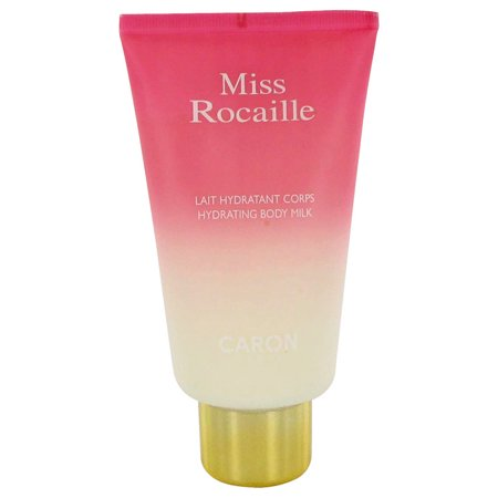 (pack 3) Miss Rocaille By Caron Body Milk5 oz - image 1 de 2
