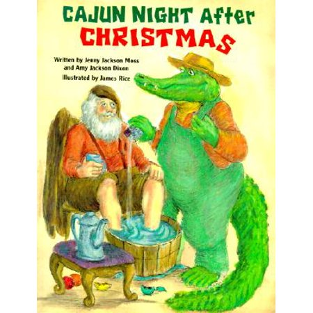Cajun Night After Christmas (Hardcover) (3 Month Body Transformation Before And After)