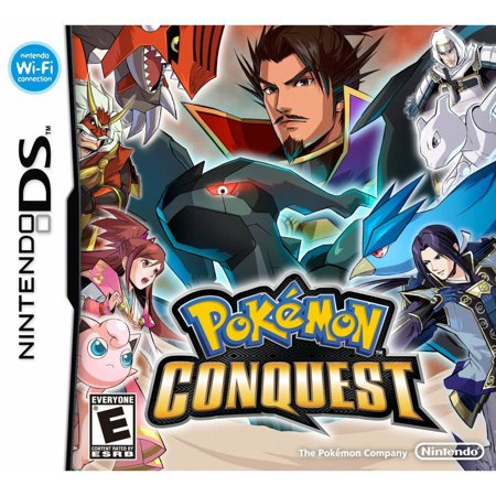 Pokemon Conquest (DS)