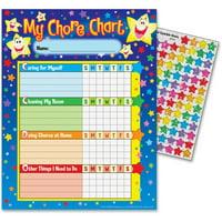Trend, TEP73106, My Chore Chart, 1 Set