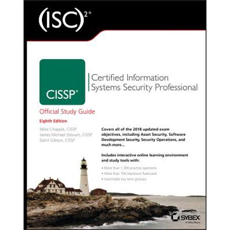 (isc)2 Cissp Certified Information Systems Security Professional Official Study (Best Cissp Study Guide)