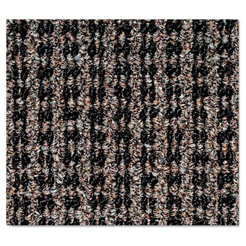 Oxford Wiper Mat, 36 X 60, Black/Brown
