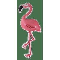 Giant Foil Fancy Flamingo Balloon, Pink, 19in x 40in