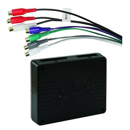 Metra AX-DSP Car Stereo Digital Signal Processor w/ Chime Control & Amp Turn-on ()