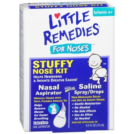 Little Noses Stuffy Nose Kit 1 Each (Pack of 3)