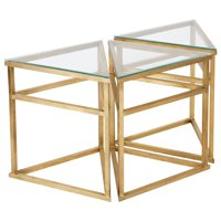 Safavieh Couture Caliope Bunching Coffee Table