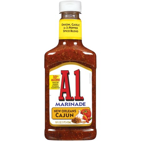 Image of A.1. Marinade New Orleans Cajun, 16 fl oz, Bottle