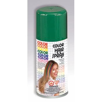 HAIRSPRAY-GREEN - Green Hairspray