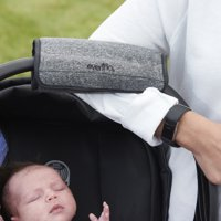 Evenflo Infant Carrier Arm Cushion Accessory, Grey Melange