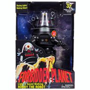 Robby the Robot Forbidden Planet Motorized Walking Motion with Lights and Sounds