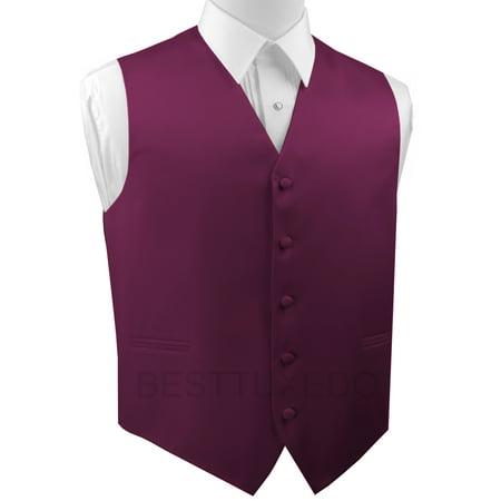 Italian Design, Men's Formal Tuxedo Vest for Prom, Wedding, Cruise , in