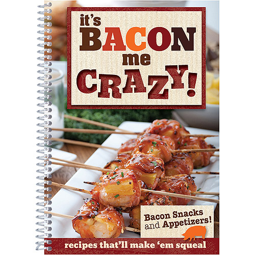 It's Bacon Me Crazy! Bacon Snacks and Appetizers