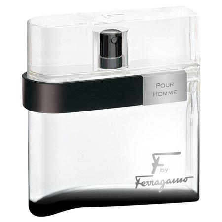 Salvatore Ferragamo F by Ferragamo Black Eau De Toilette, 3.4 Oz