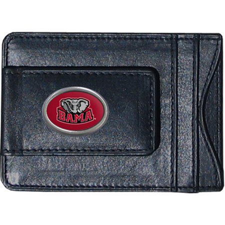 NCAA -  Money Clip and Cardholder, University of Alabama Crimson Tide