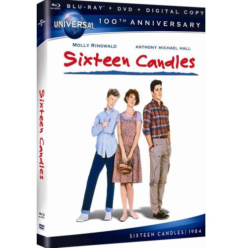 Sixteen Candles (Blu-ray   DVD   Digital Copy) (With INSTAWATCH)