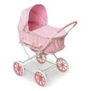 Badger Basket Just Like Mommy 3 In 1 Doll Pram Carrier Stroller
