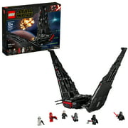 LEGO Star Wars: The Rise of Skywalker Kylo Ren's Shuttle 75256