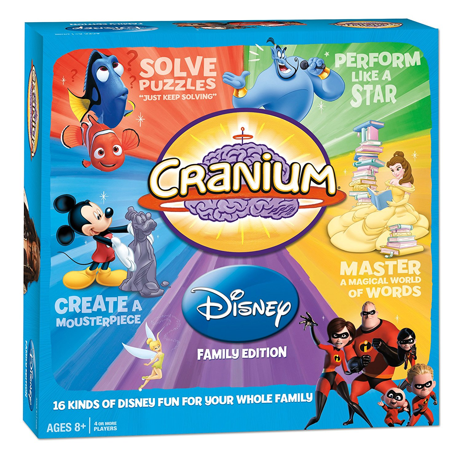 Cranium Disney (Family Edition) by USAopoly