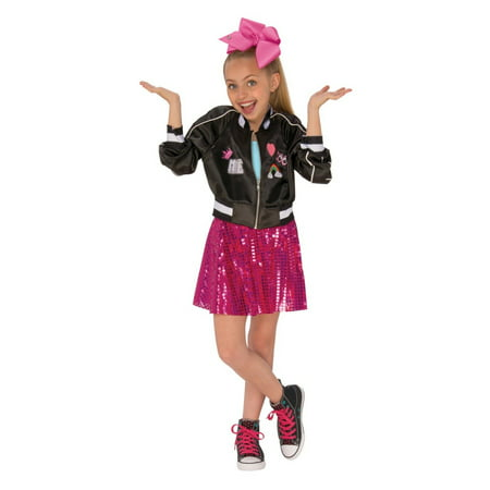 Cruella Deville Coat (JoJo Siwa Girls Jacket)