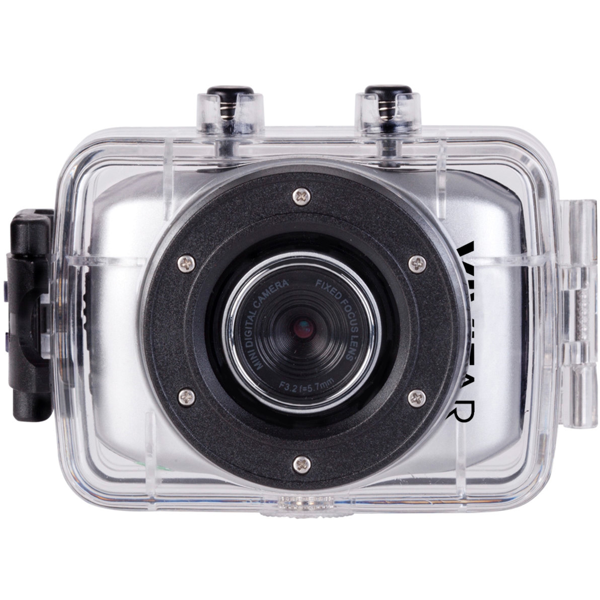 Vivitar HD Waterproof Action Camera (Silver)