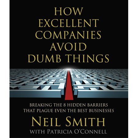 How Excellent Companies Avoid Dumb Things : Breaking the 8 Hidden Barriers that Plague Even the Best