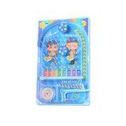 Siaonvr Mini Pinball Machine Pinball Game Toys Children's Gift Interactive Game