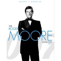 The Roger Moore 007 Collection: Volume 1 (Blu-ray)