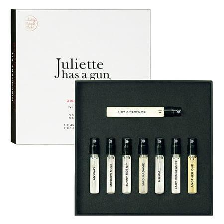 Juliette Has A Gun 8 Piece Perfume Discovery Kit