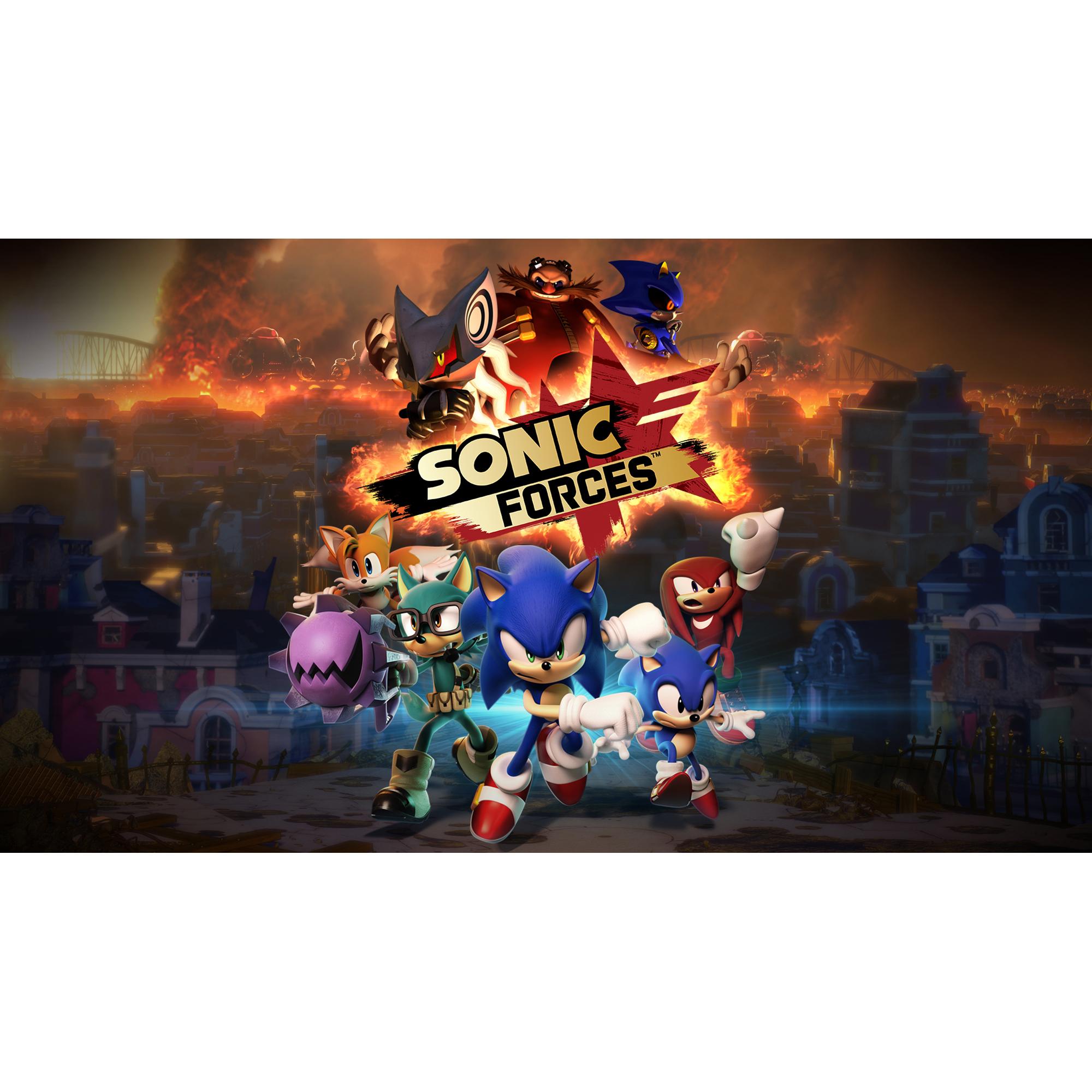 Sonic Forces, Nintendo, Nintendo Switch, [Digital Download], 045496592578