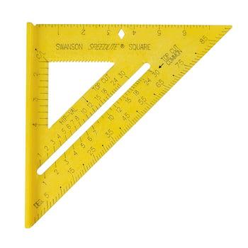 Swanson Tool T0119 Speedlite Square Layout Tool