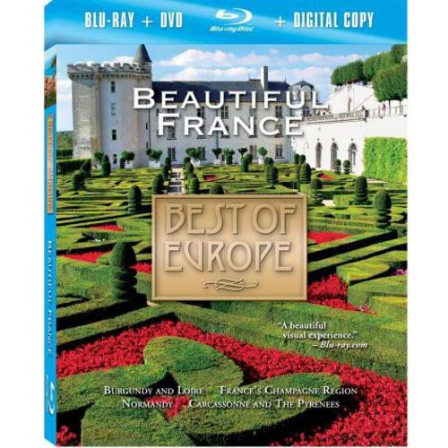 Best Of Europe: Beautiful France (Blu-ray   DVD)