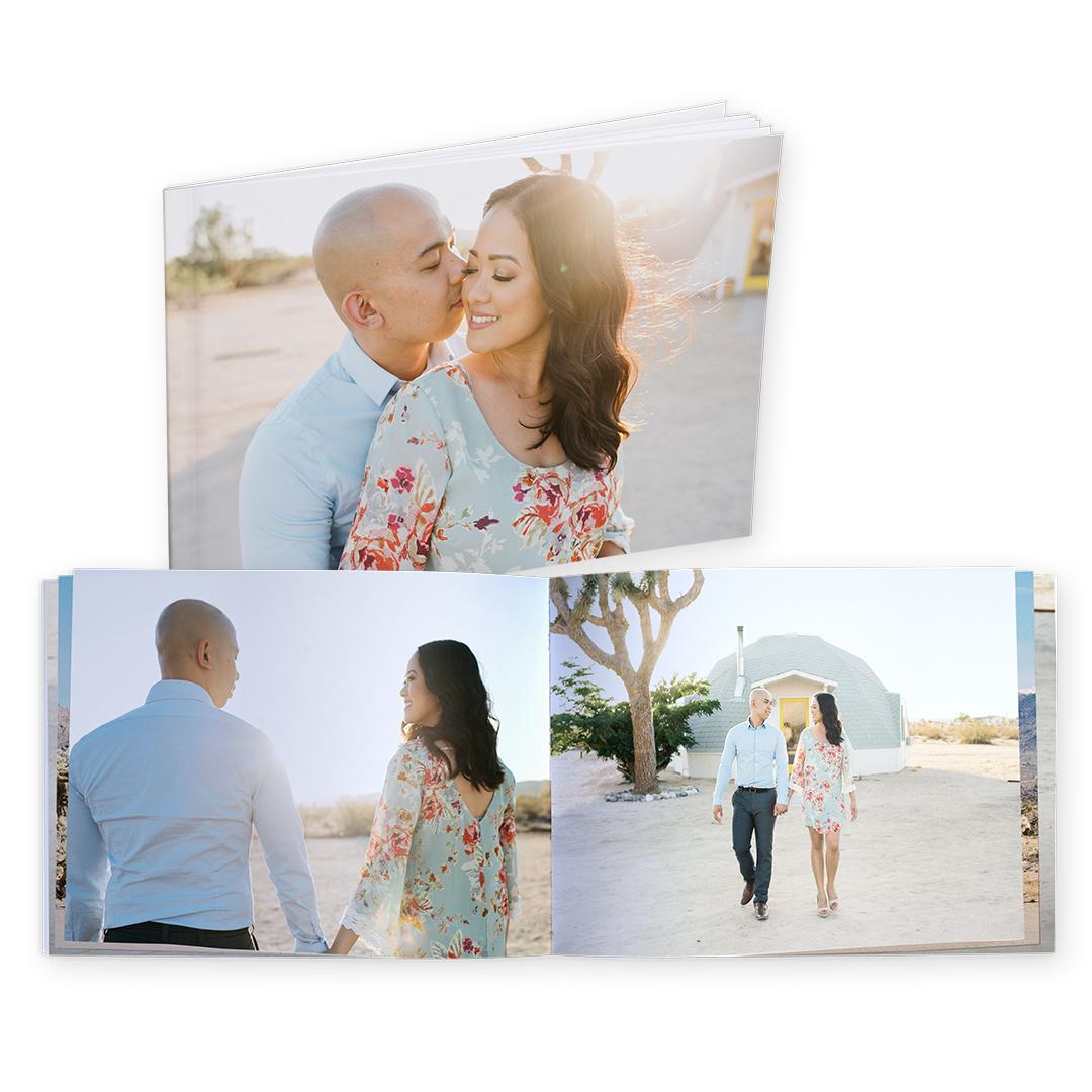 8x11 Soft Cover Photo Book