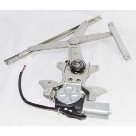 98-02 Toyota Corolla Front Left Driver Power WindowRegulator With Motor CE LE VE Sendan