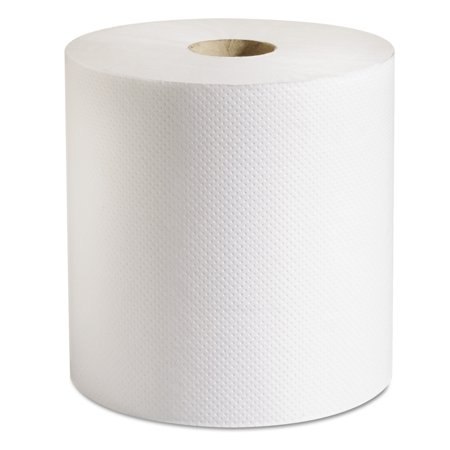 Marcal PRO 100% Recycled Hardwound Roll Paper Towels, 7 7/8 x 800 ft, White, 6 Rolls/Ct