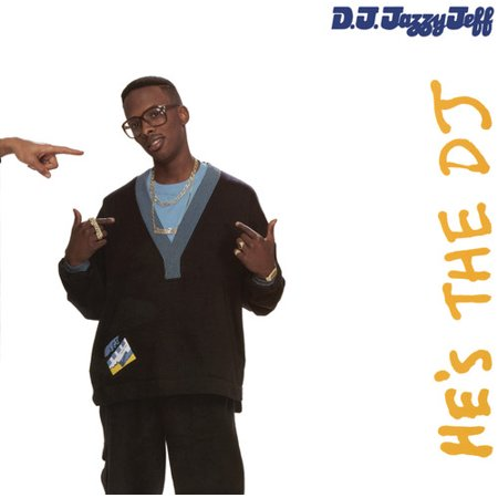 He's The Dj I'm The Rapper (CD)