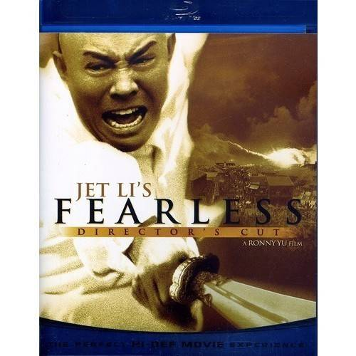 Jet Li's Fearless (Blu-ray) (With INSTAWATCH) (Widescreen)
