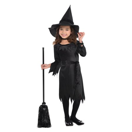 Lil' Witch Toddler Costume](4t Witch Costume)