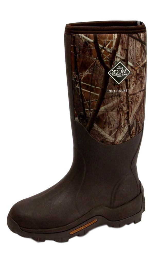 Muck Boots Mens Brushlander All-Terrain