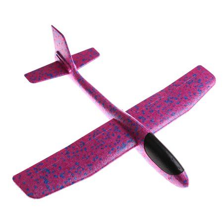 EPP Foam Hand Throw Convolution Airplane Outdoor Durable Launch Glider Plane Kids Toy