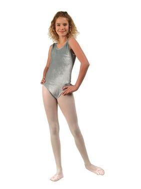 Velvet Leotard Child Suit