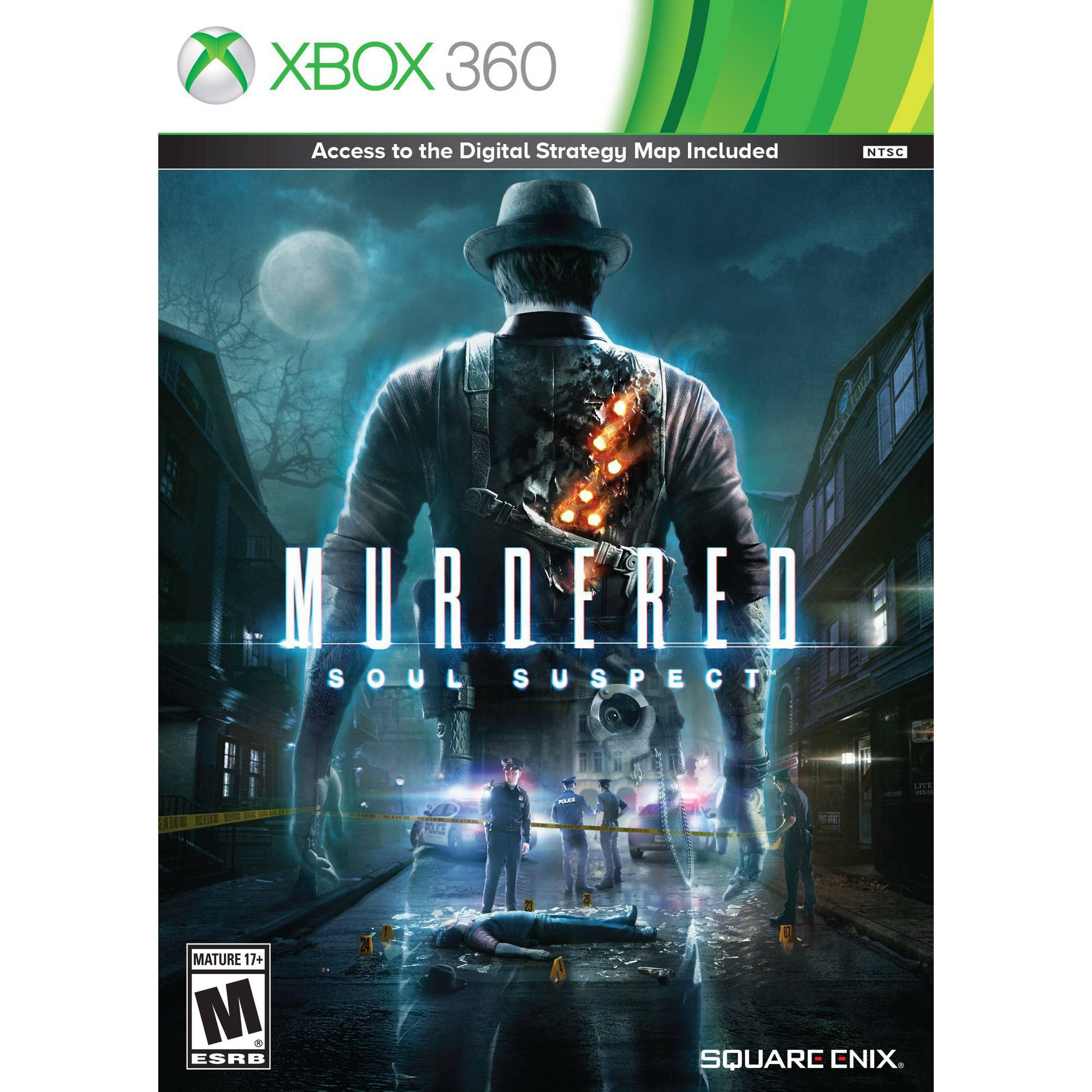 Murdered: Soul Suspect (Xbox 360) - Pre-Owned