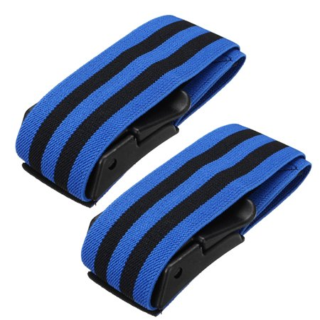 2Pcs Blood Flow Restriction Bands Belt Occlusion Tourniquet Training