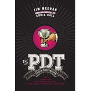 The PDT Cocktail Book - eBook