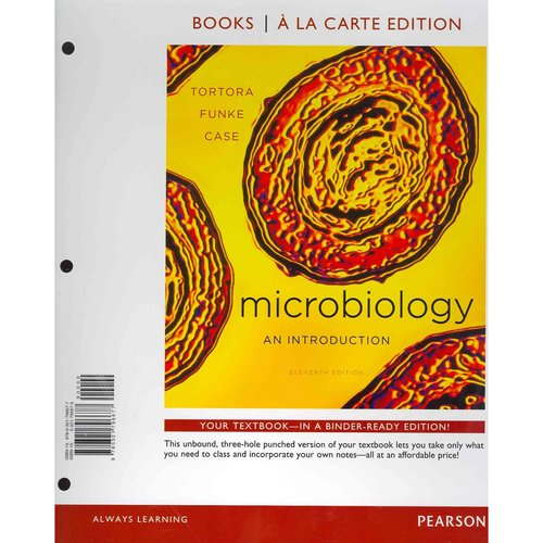 Microbiology: An Introduction, Books a La Carte Edition