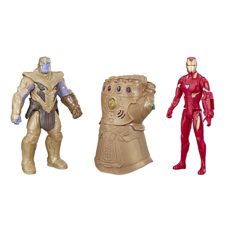 Marvel Avengers: Endgame Thanos Iron Man Electronic Gauntlet