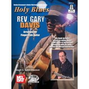 Holy Blues of Rev. Gary Davis - eBook