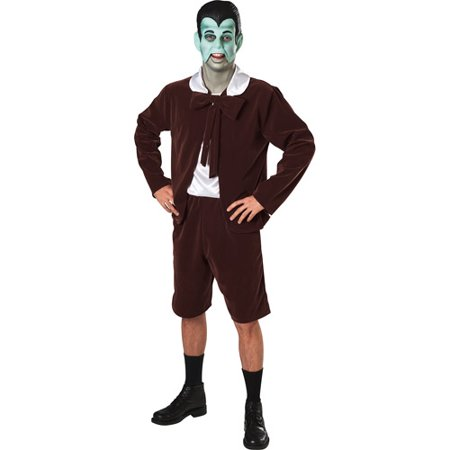 Munsters Eddie Adult Halloween Halloween Costume, Size: Men's - One Size](Eddie Christmas Vacation Costume)