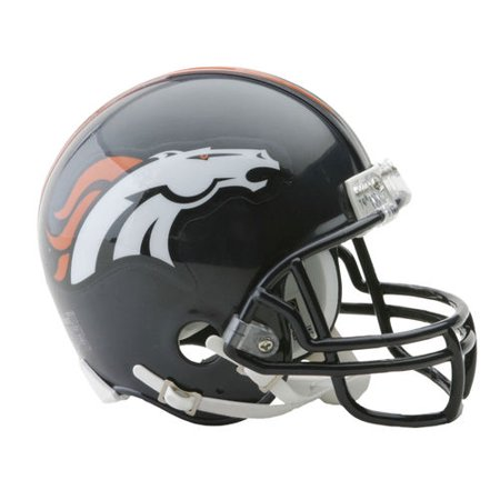 Riddell Denver Broncos VSR4 Mini Football Helmet