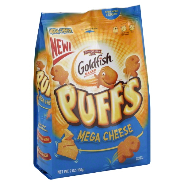 Pepperidge Farm Goldfish Baked Puffed Snacks, 7 Oz.